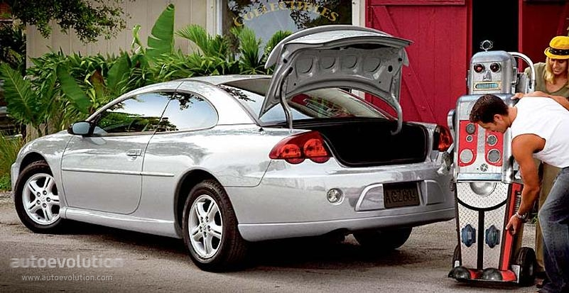 DODGE Stratus Coupe specs - 2001, 2002, 2003, 2004, 2005 - autoevolution