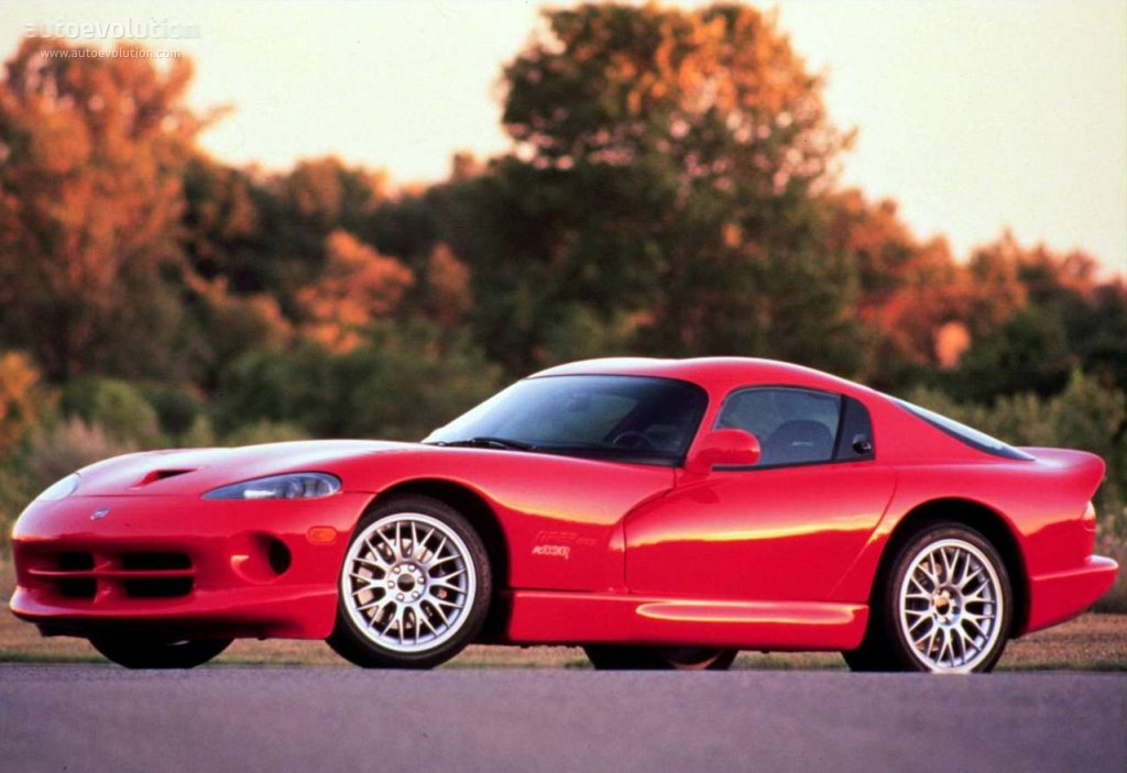 DODGE Viper ACR specs & photos - 1999 - autoevolution