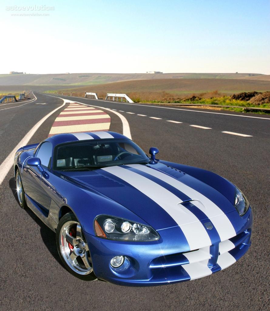 dodge viper srt10 coupe 2003 2007