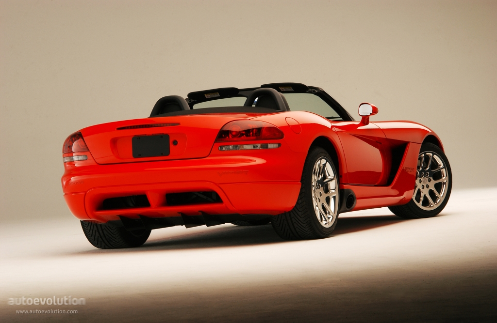 Dodge Viper Srt10 Roadster Specs Photos 2003 2004 2005 2006 2007 Autoevolution