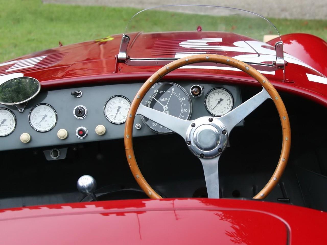 Ferrari 125 S Specs Amp Photos 1947 Autoevolution