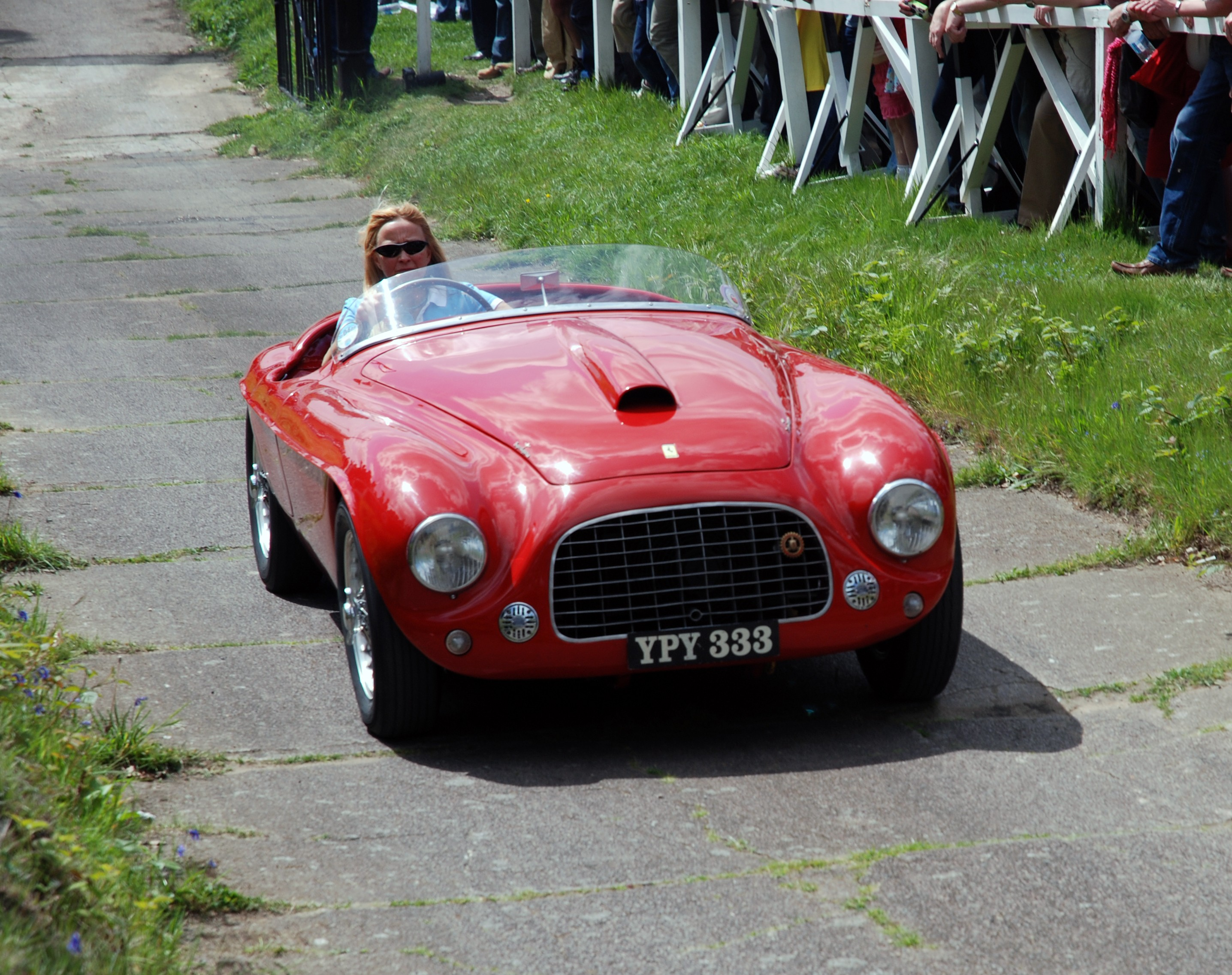 Ferrari 166 Mm Barchetta Specs 1948 1949 1950