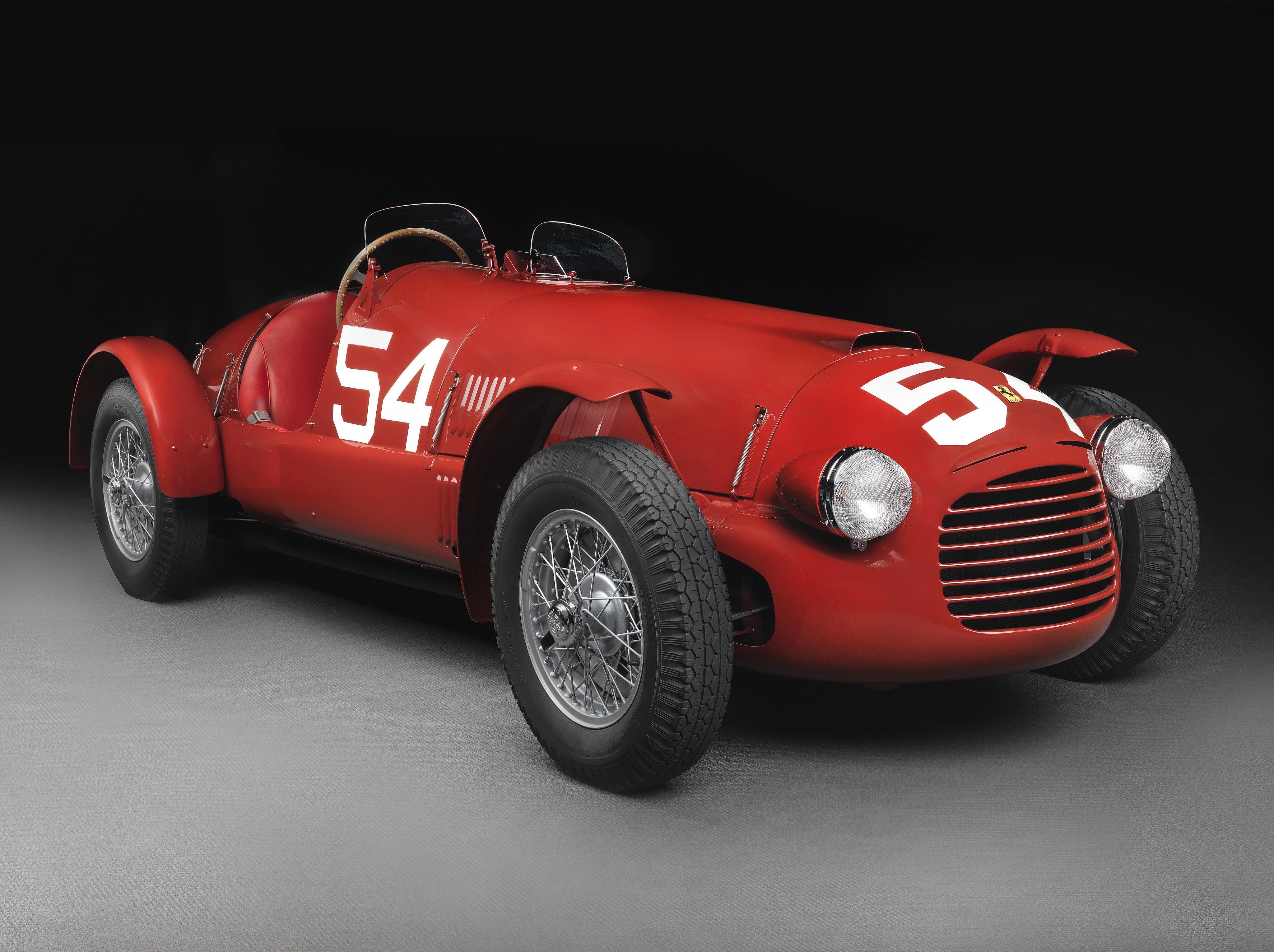 Ferrari Spyder Corsa
