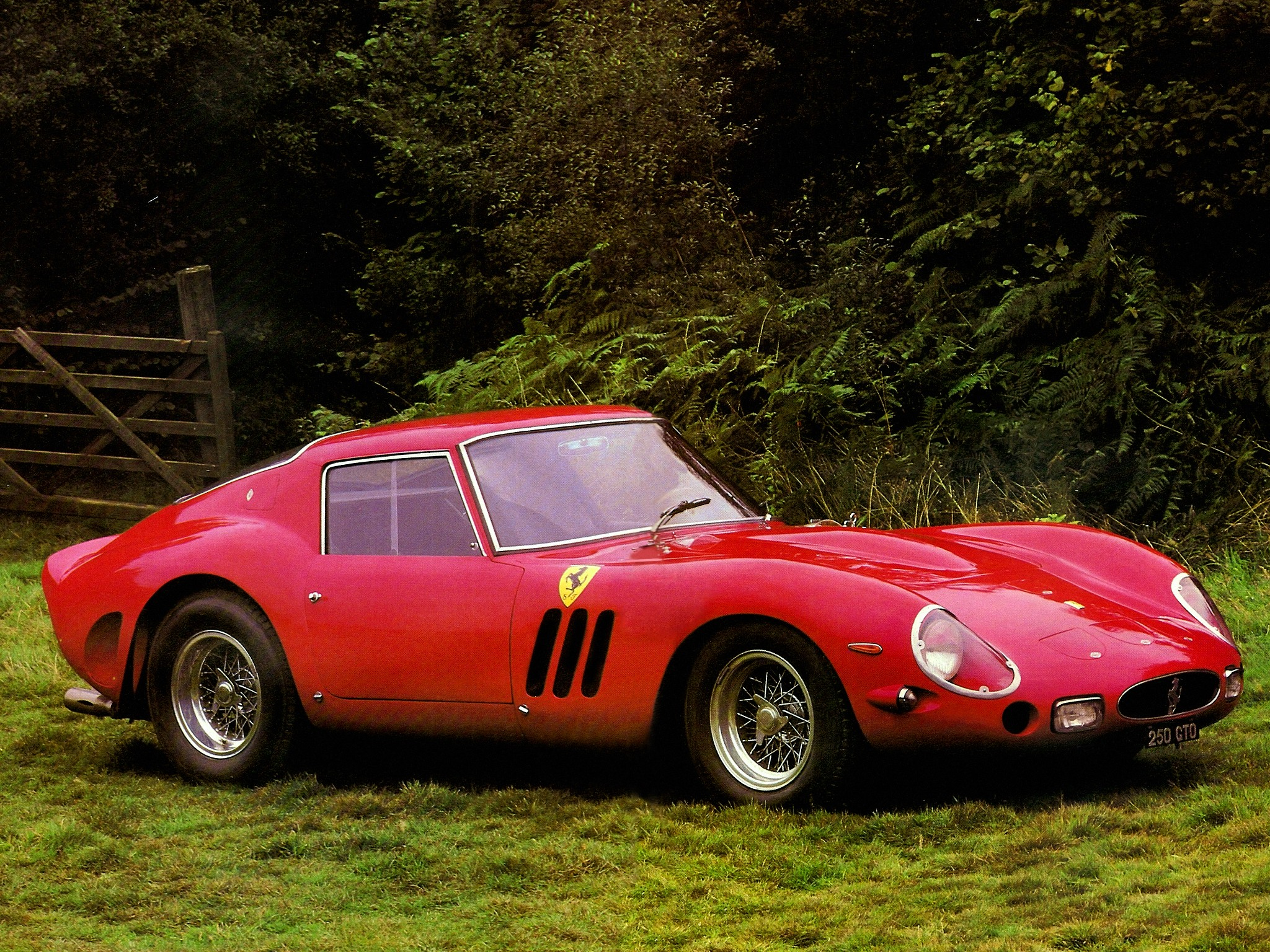FERRARI 250 GTO specs - 1962, 1963, 1964 - autoevolution