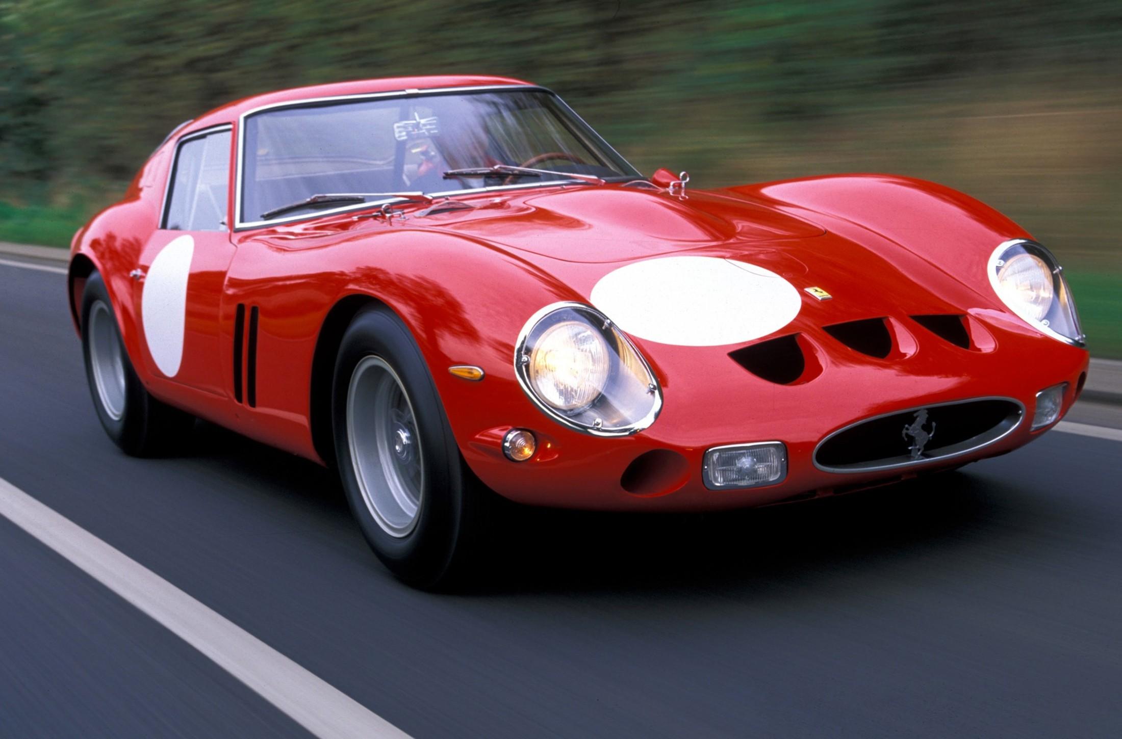 Ferrari 250 Gto 1962 1963 1964 Autoevolution