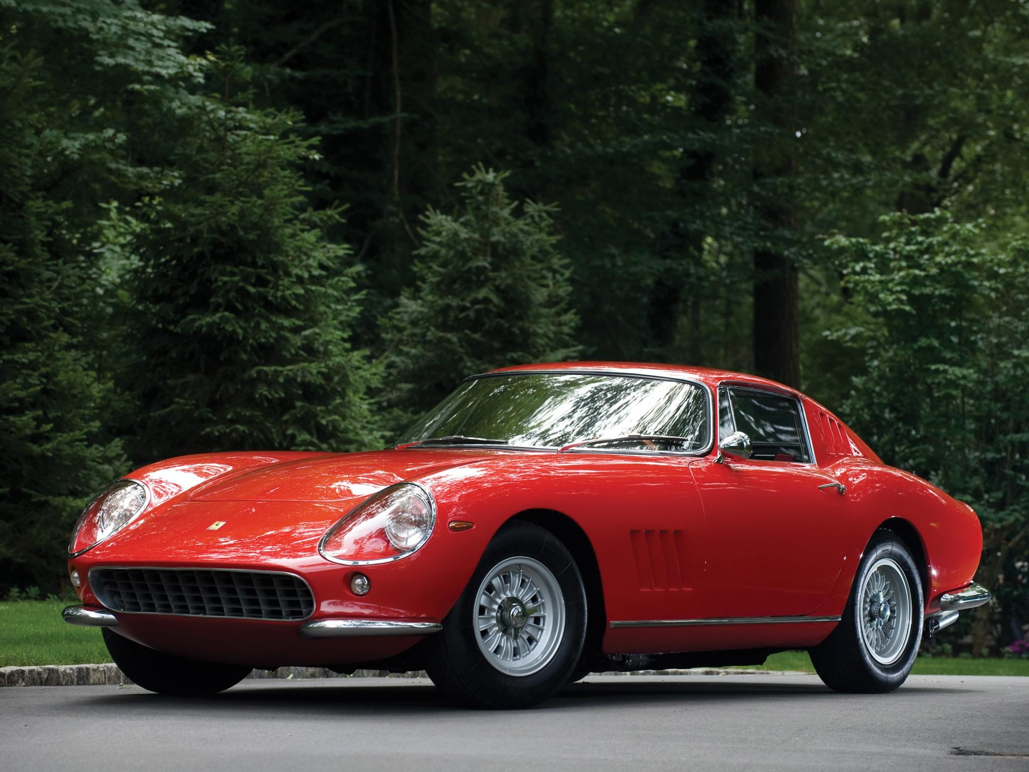 Ferrari 275 Gtb Specs 1964 1965 1966 1967 1968