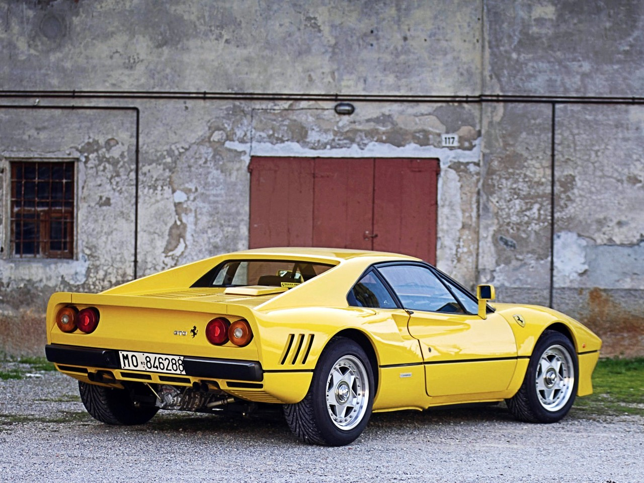 Ferrari 288 Gto 1984 1985 1986 Autoevolution