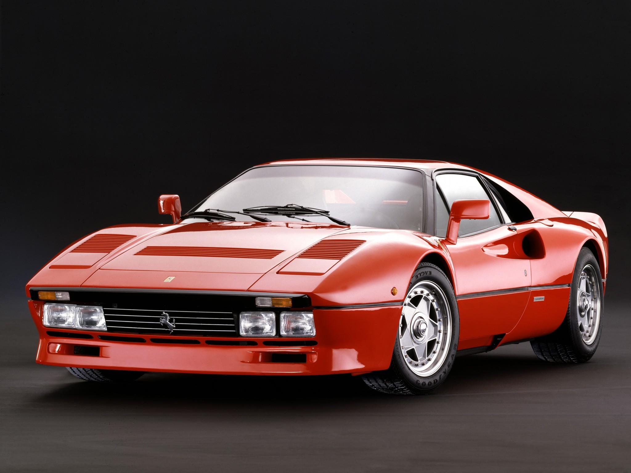 FERRARI 288 GTO specs & photos - 1984, 1985, 1986 ...