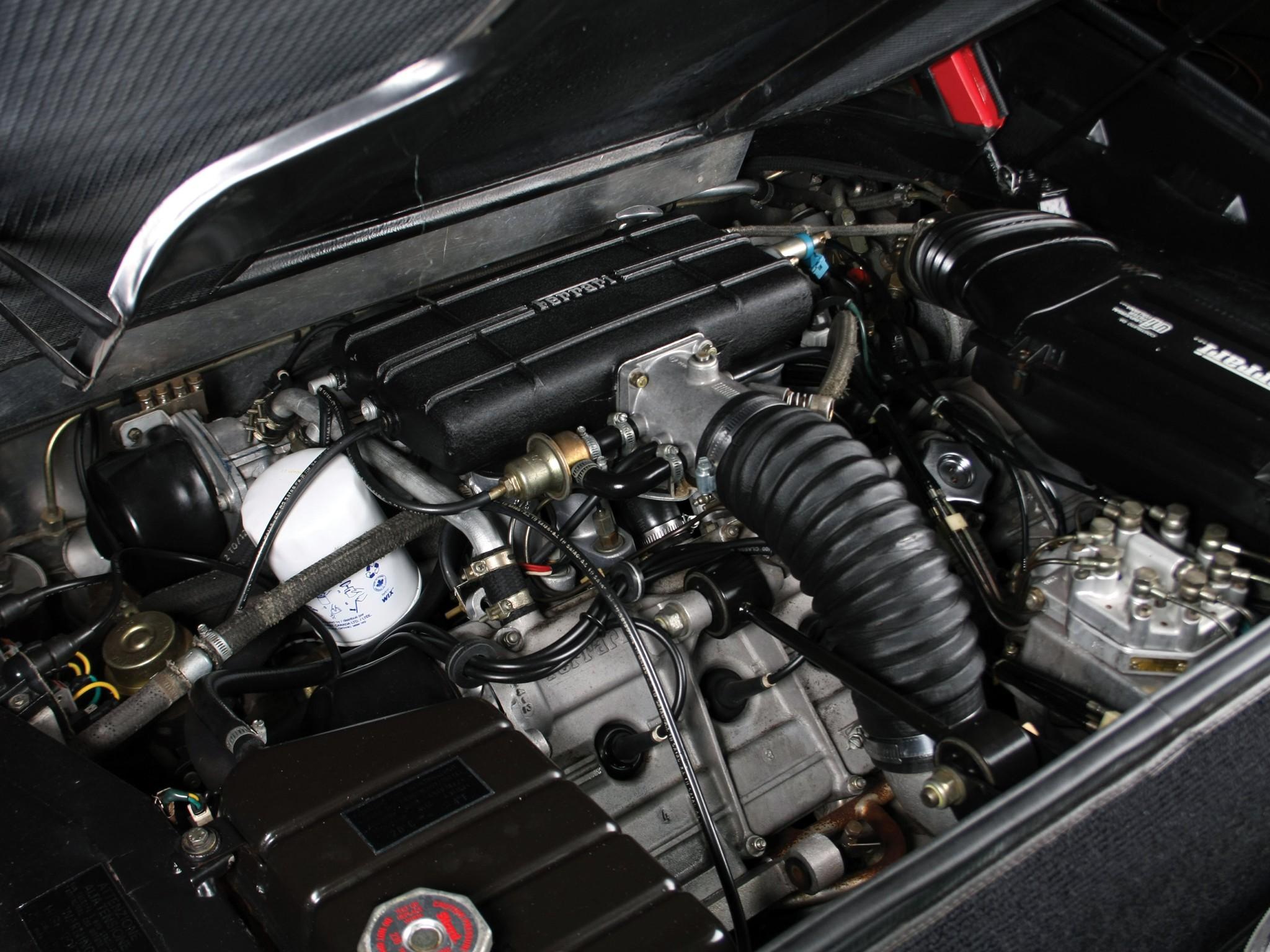 FERRARI 308 GTSi specs - 1980, 1981, 1982 - autoevolution