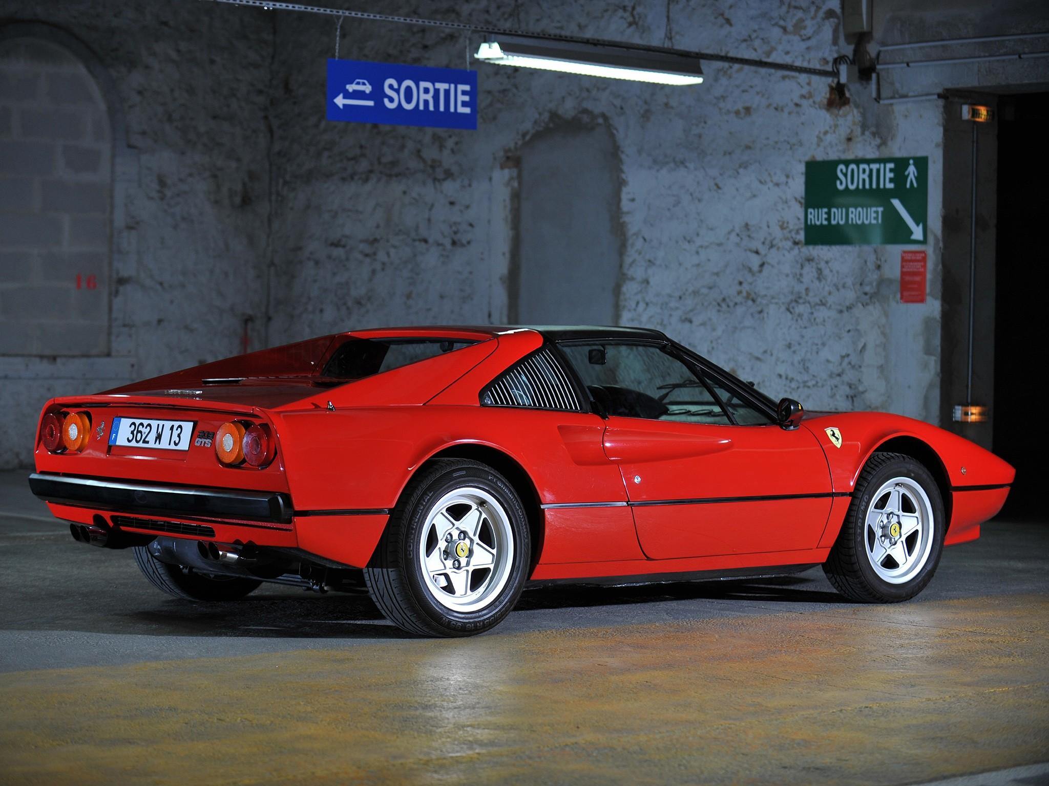 FERRARI 308 GTSi Specs 1980 1981 1982 Autoevolution
