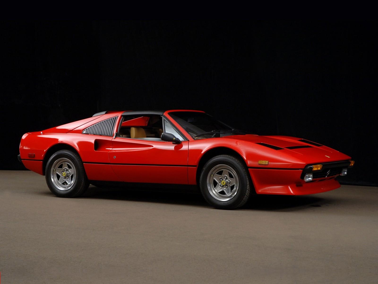 FERRARI 308 GTSi Quattrovalvole specs - 1982, 1983, 1984, 1985 ...