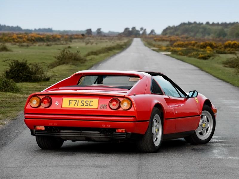 Ferrari 328 Gts Spezifikationen Fotos 1985 1986 1987 1988 1989 Autoevolution In Deutscher Sprache