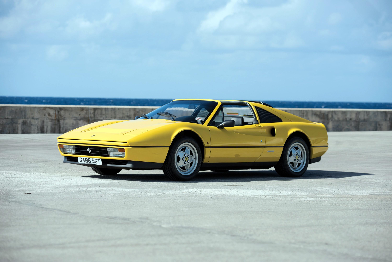 Ferrari 328 Gts Specs 1985 1986 1987 1988 1989