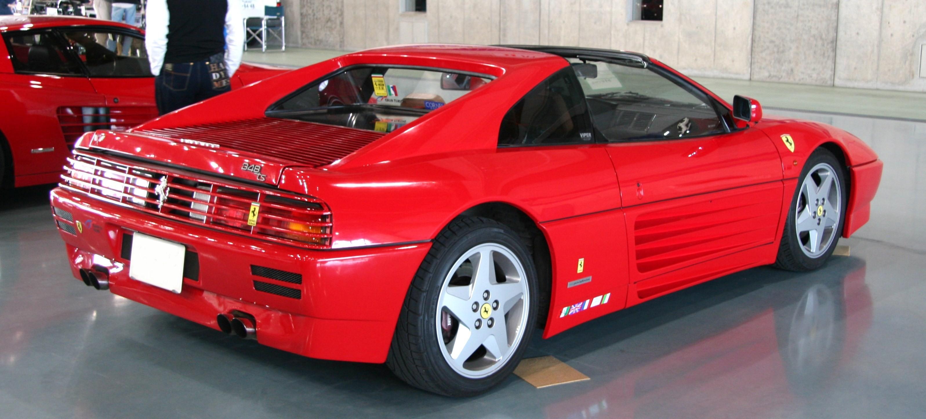 FERRARI 348 GTS (1993 - 1994) ...