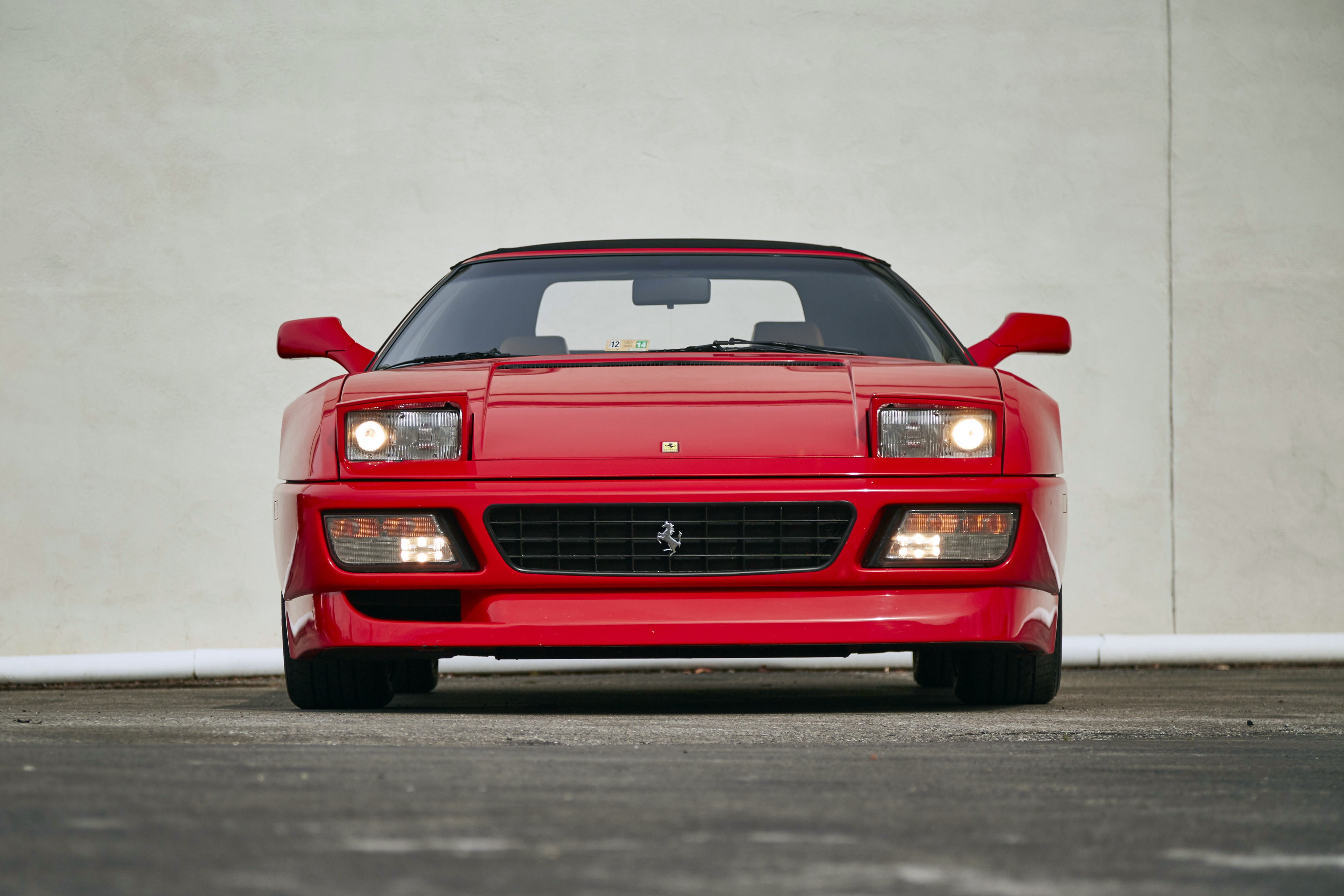 Ferrari 348 Spider 1993 1994 1995 Autoevolution
