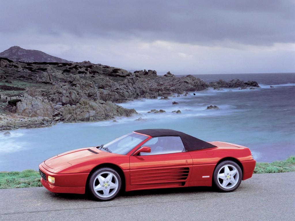 Ferrari 348 Spider Specs Amp Photos 1993 1994 1995