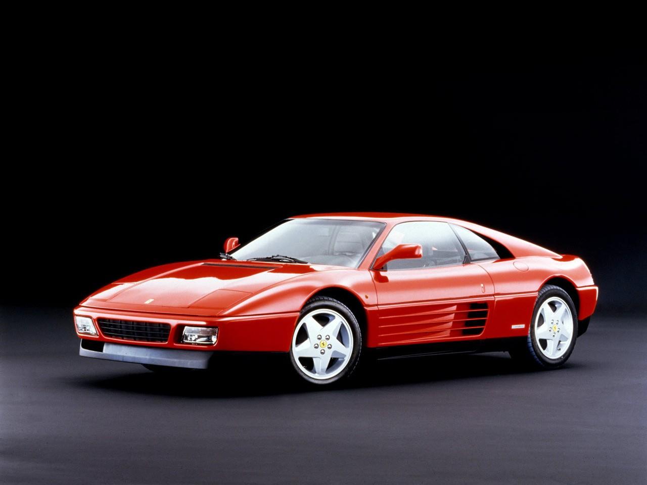ferrari 348 tb 1989 1993