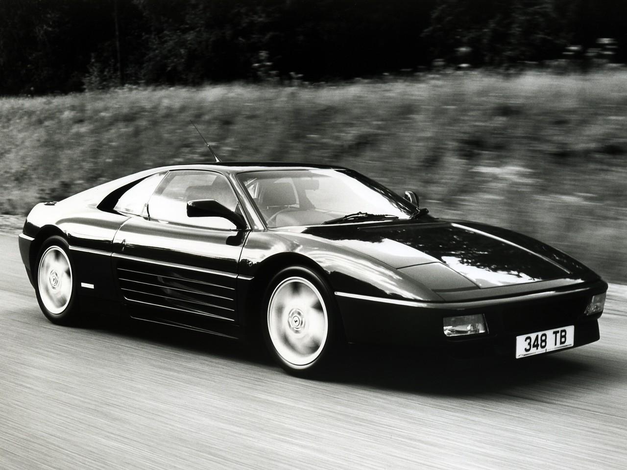 Ferrari Tb on 1993 Dodge Pick Up