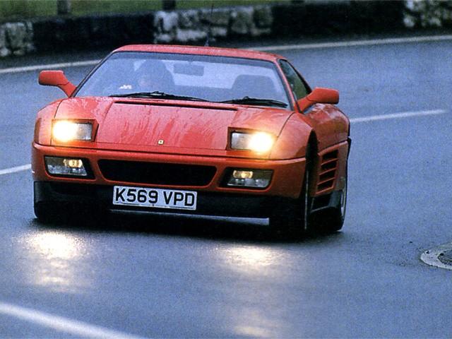 Ferrari 348 specs