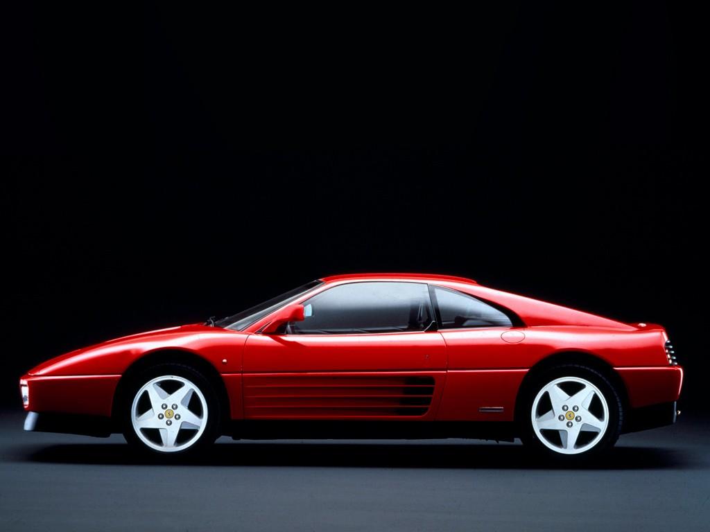 Ferrari 348 Tb 1989 1990 1991 1992 1993 Autoevolution