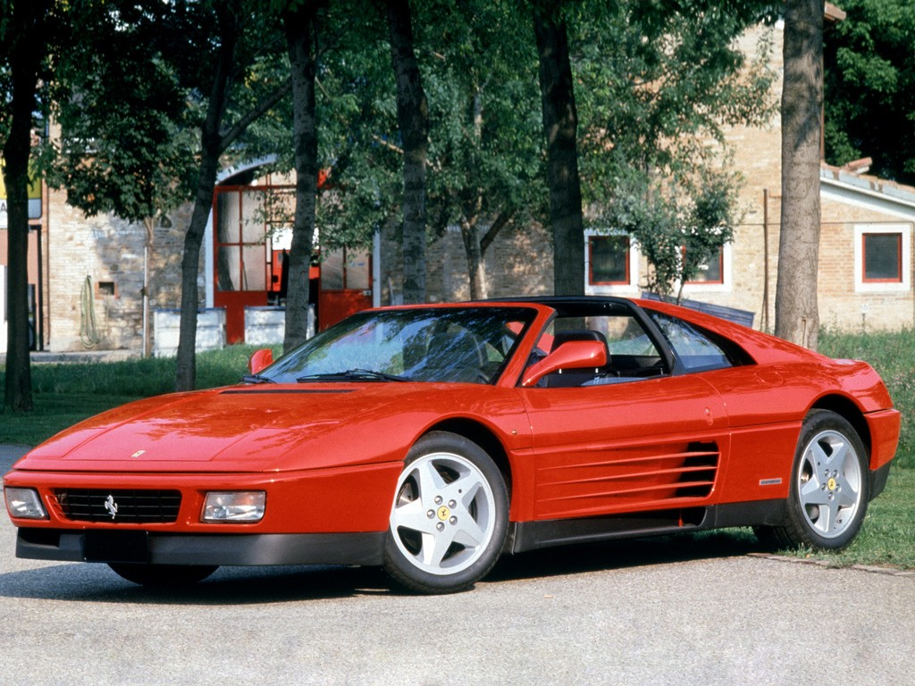 ferrari 348 ts specs photos 1989 1990 1991 1992 1993 autoevolution. Black Bedroom Furniture Sets. Home Design Ideas