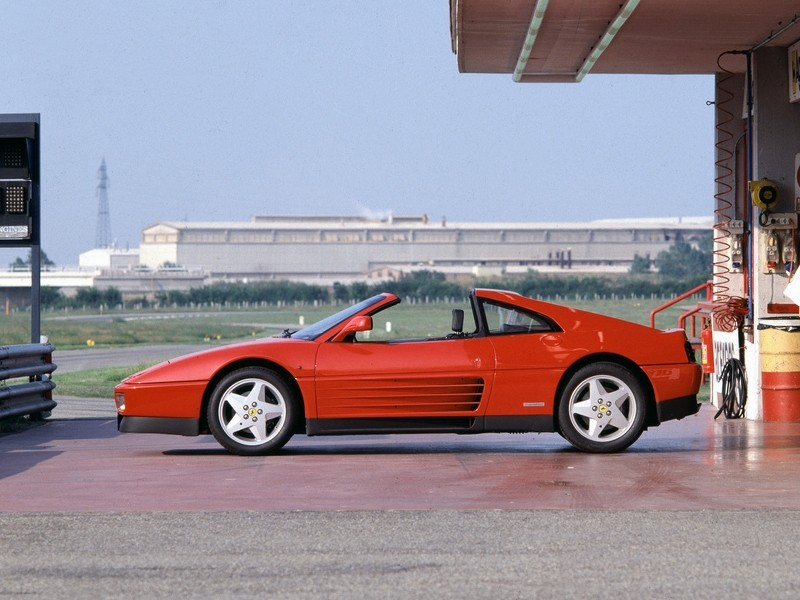 Ferrari 348 Ts Specs Photos 1989 1990 1991 1992 1993