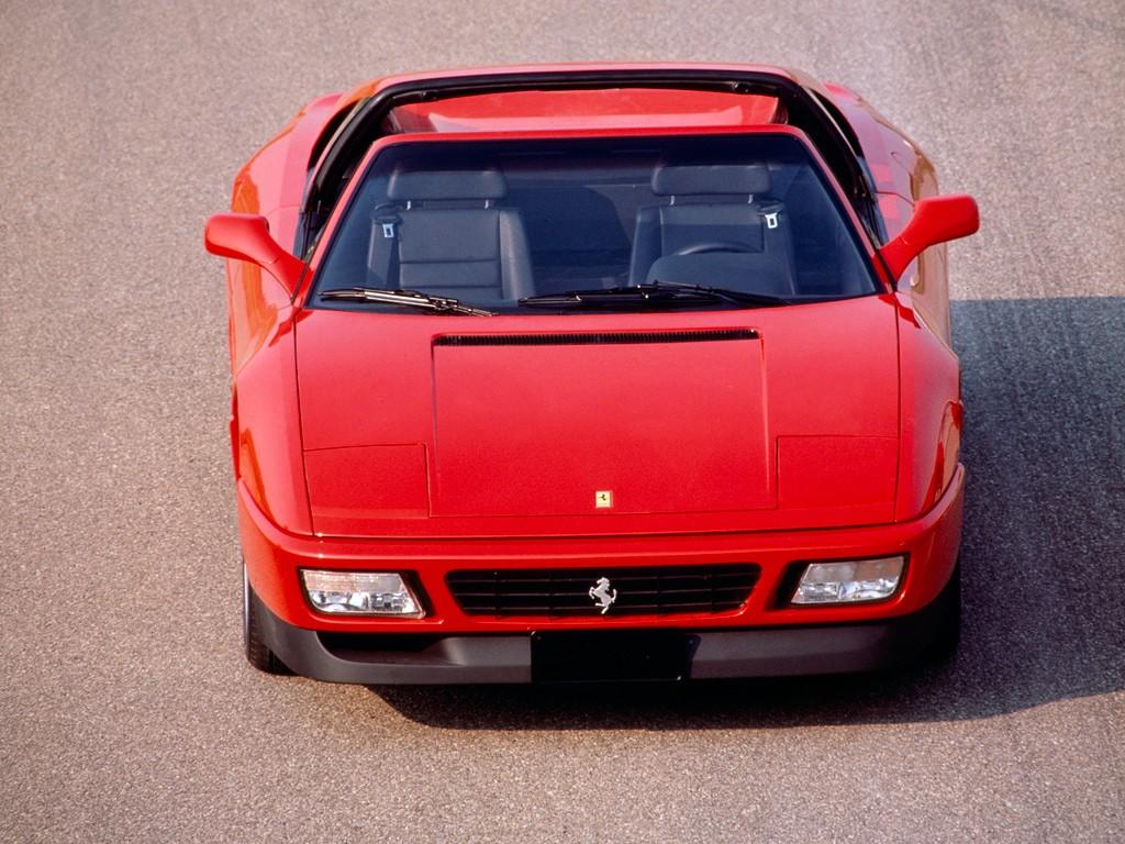 Ferrari 348 Ts Specs Amp Photos 1989 1990 1991 1992