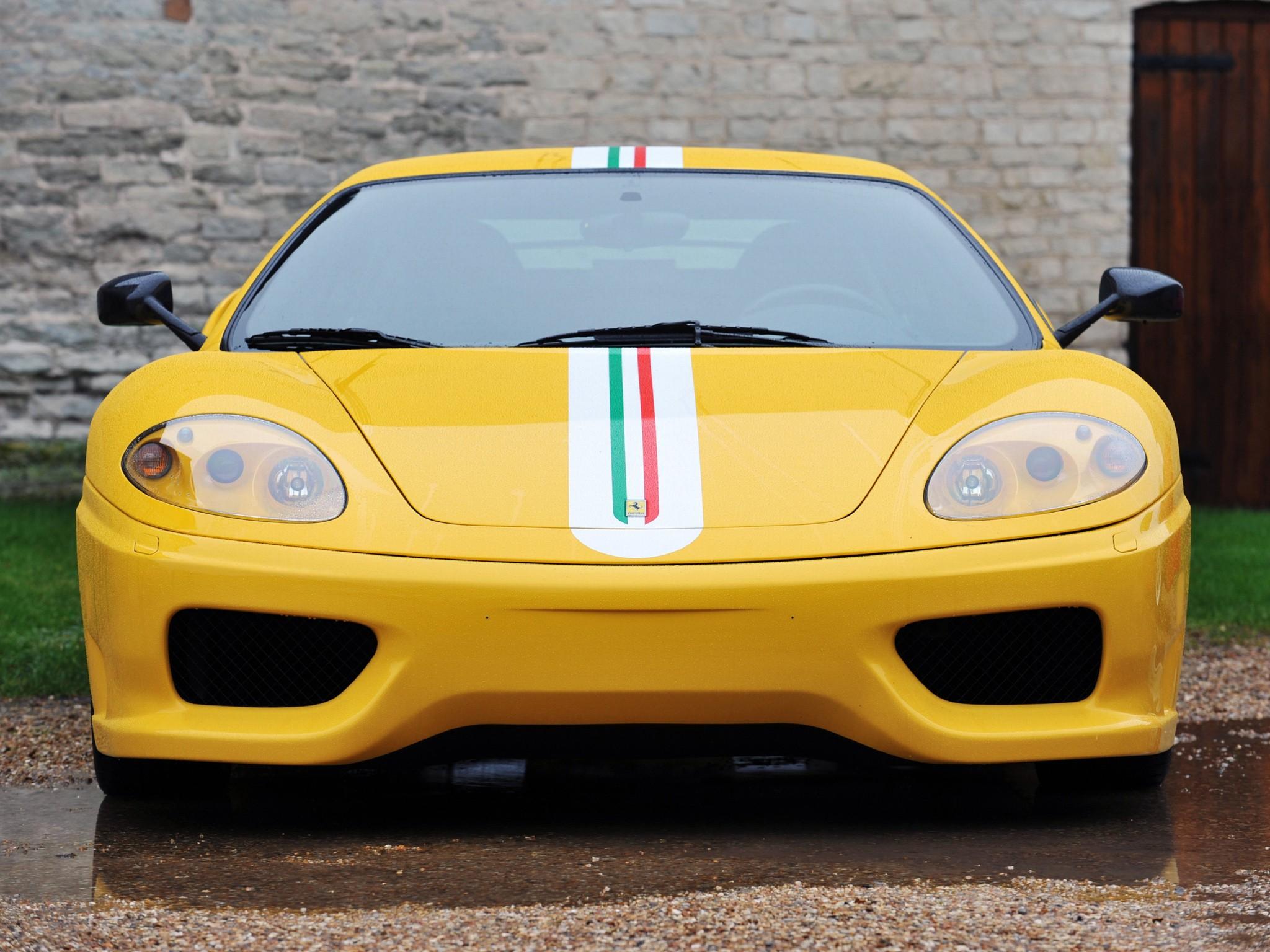 Ferrari 360 Challenge Stradale F 131 Spezifikationen Fotos 2003 2004 2005 Autoevolution In Deutscher Sprache