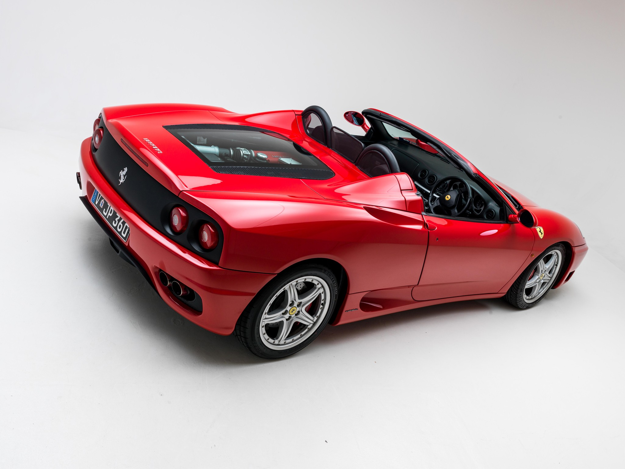 ferrari 360 spider 2000 2001 2002 2003 2004 2005. Black Bedroom Furniture Sets. Home Design Ideas