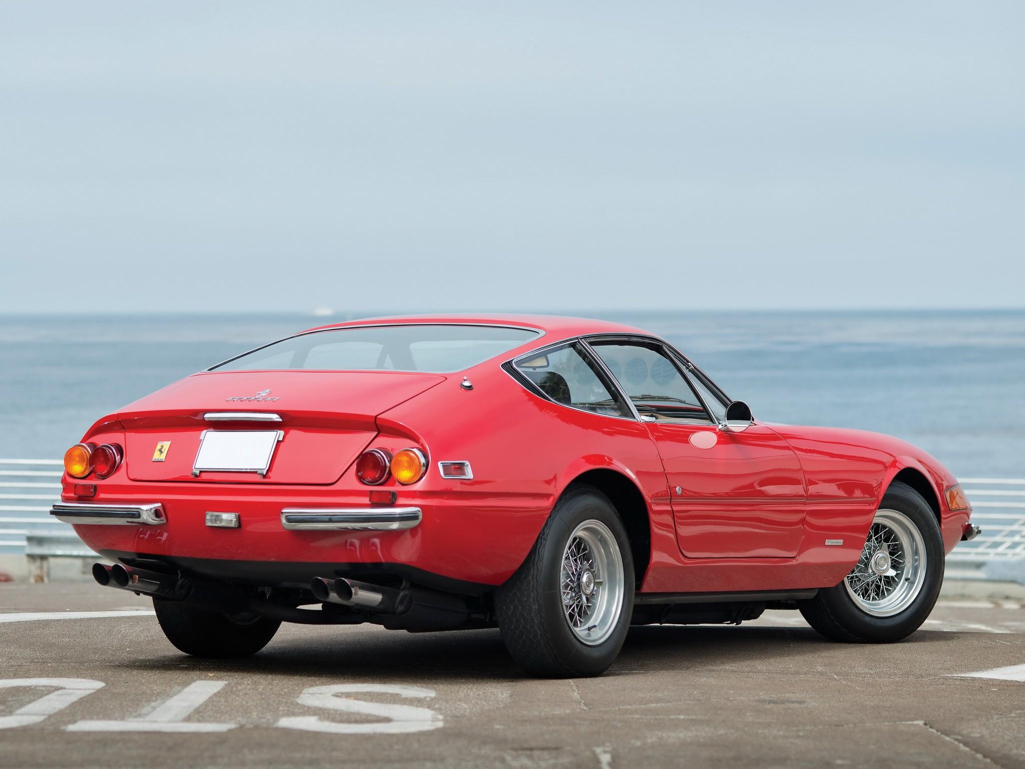 Ferrari 365 Gtb 4 Daytona Specs 1968 1969 1970 1971