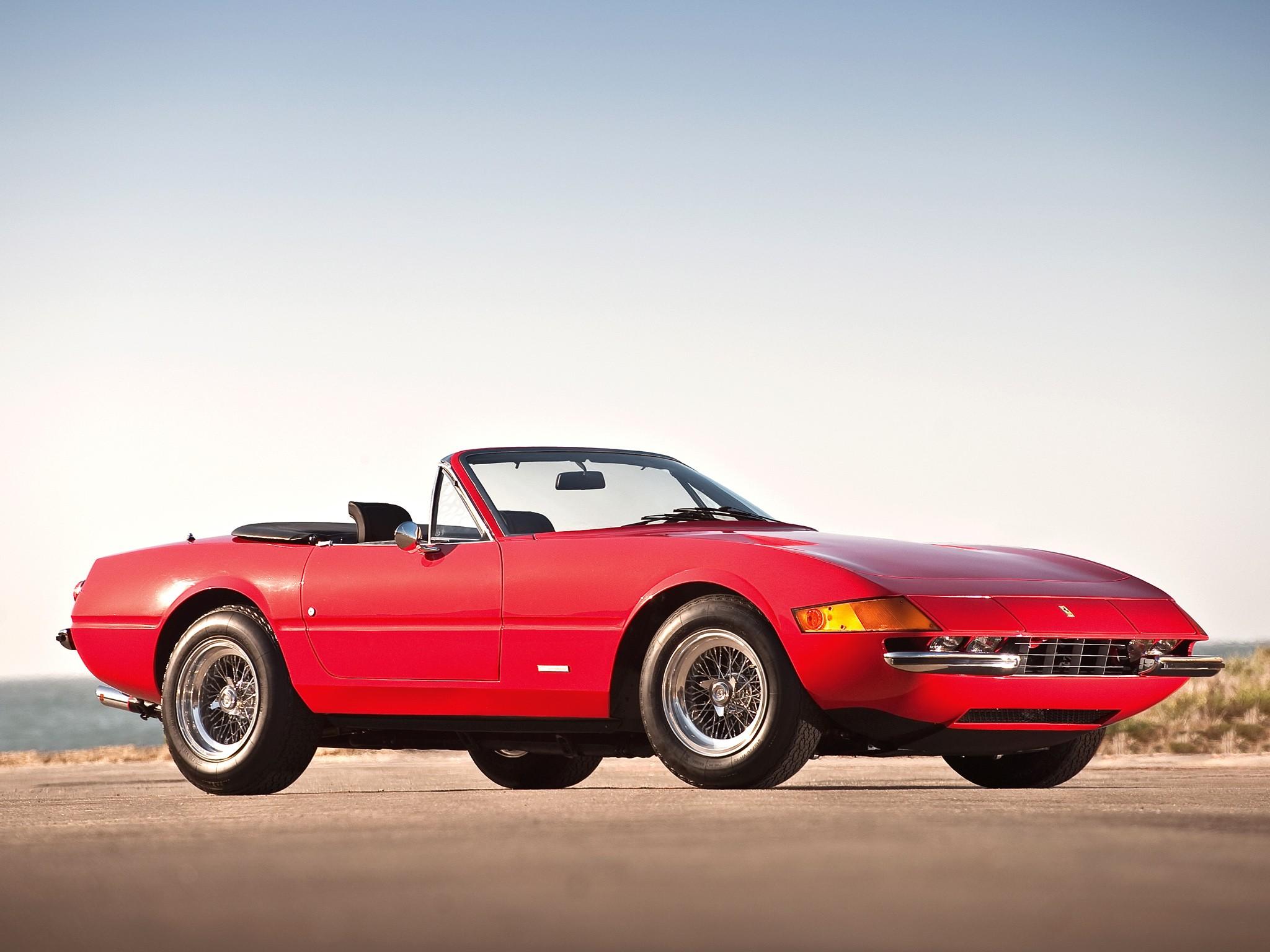 Ferrari 365 Gts 4 Specs 1969 1970 1971 1972 1973 1974