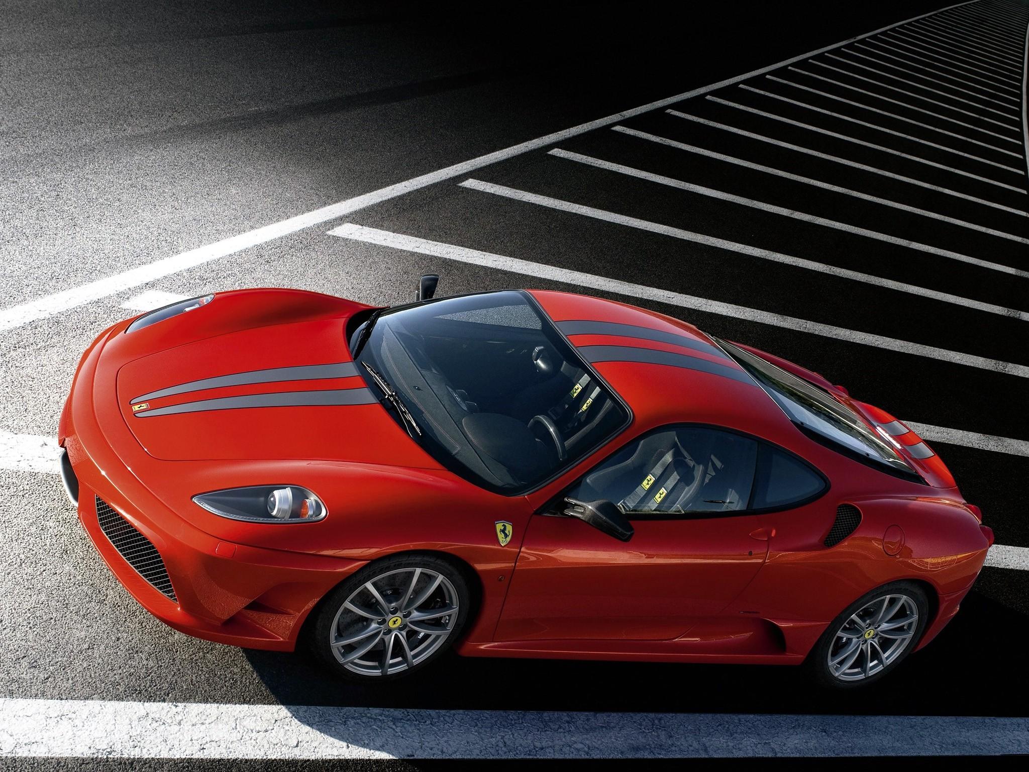 Ferrari 430 Scuderia Specs Amp Photos 2007 2008 2009