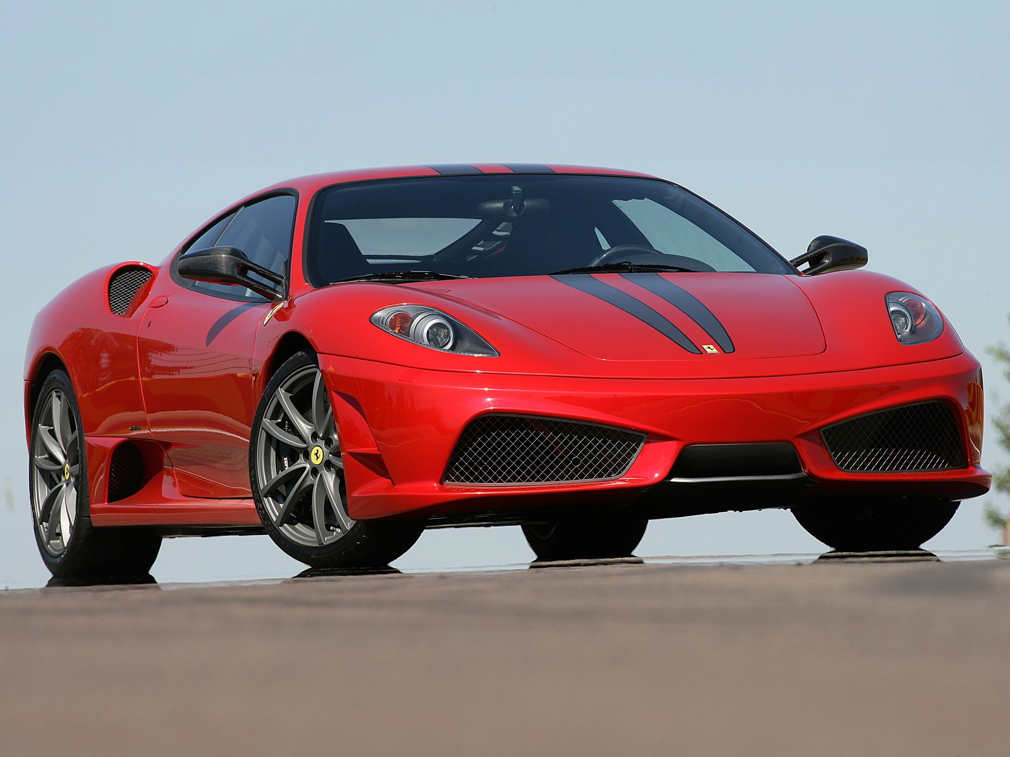 ferrari 430 scuderia specs photos 2007 2008 2009 autoevolution. Black Bedroom Furniture Sets. Home Design Ideas