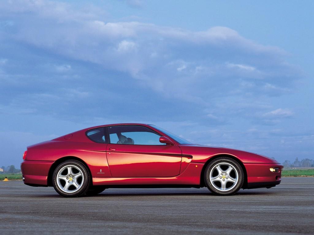 Ferrari 456 Gt Specs 1992 1993 1994 1995 1996 1997
