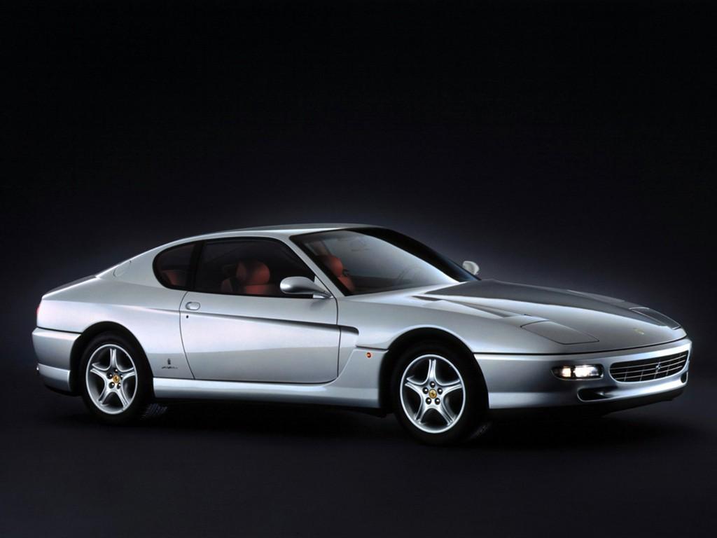 Ferrari 456 Gt 1992 1993 1994 1995 1996 1997
