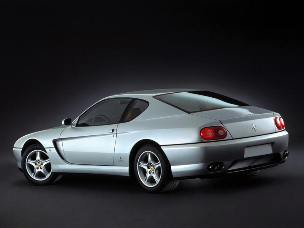 Ferrari 456 Gt Specs 1992 1993 1994 1995 1996 1997 Autoevolution