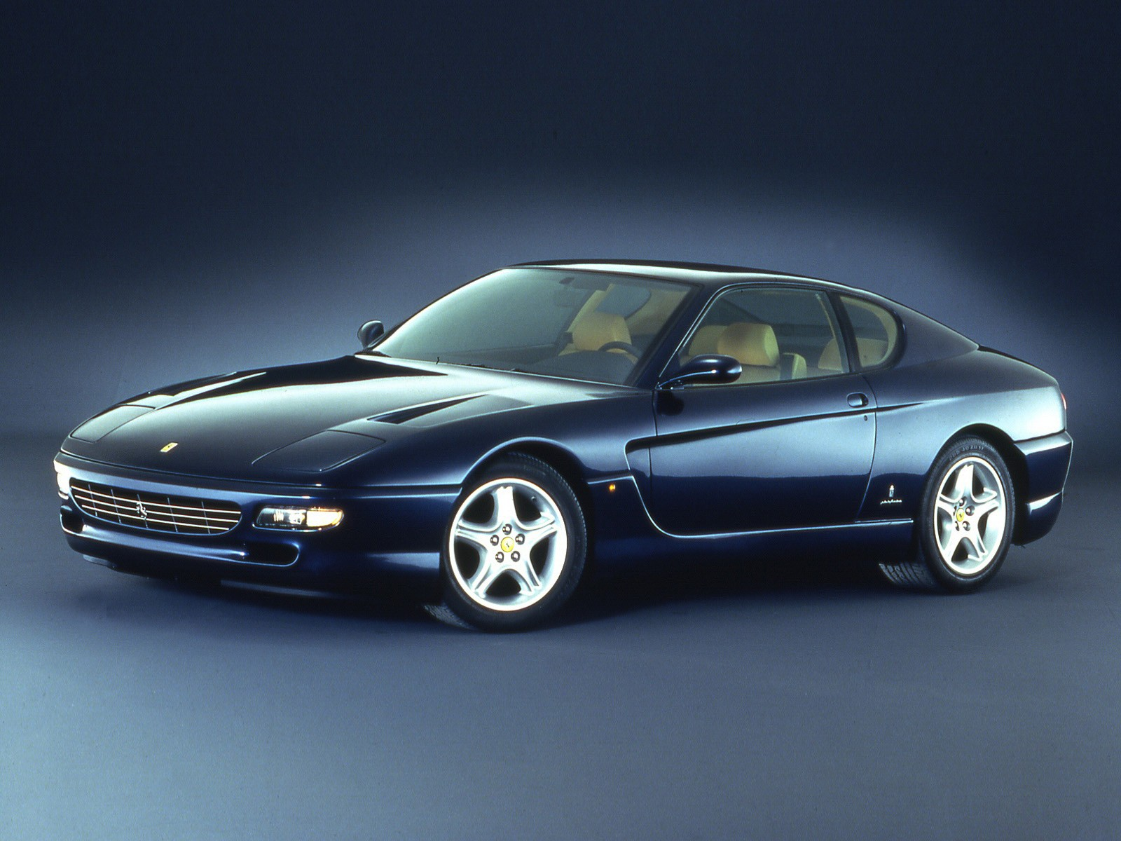 ferrari 456 gt specs 1992 1993 1994 1995 1996 1997. Black Bedroom Furniture Sets. Home Design Ideas