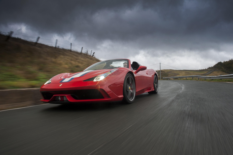 Ferrari 458 Speciale A Specs Amp Photos 2014 2015