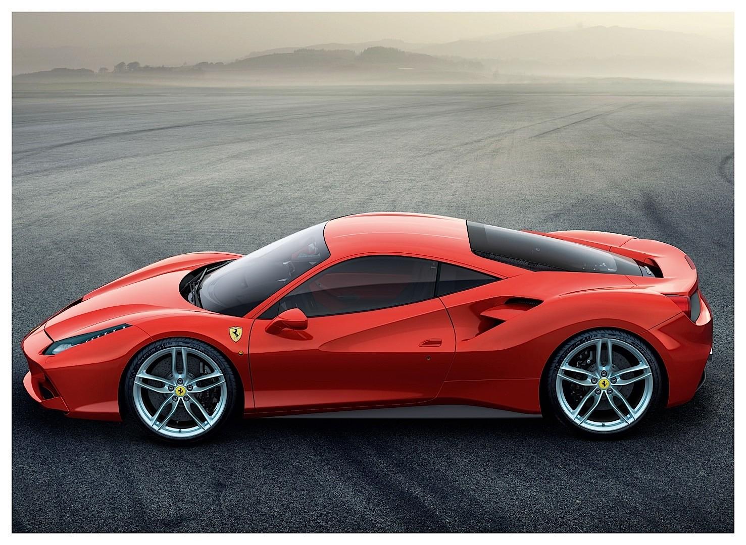 Ferrari 488 Gtb 2017 Present