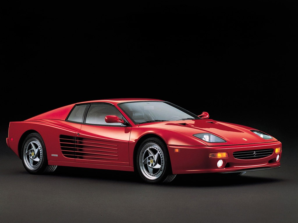 ferrari 512 m specs photos 1994 1995 1996 autoevolution. Black Bedroom Furniture Sets. Home Design Ideas