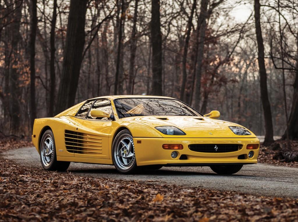 Ferrari M
