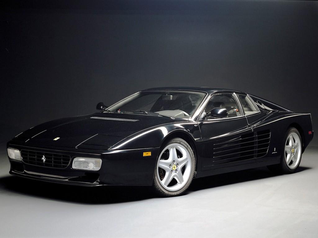 Permalink to Ferrari Testarossa