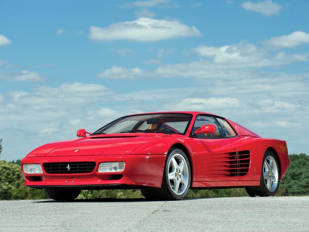 Ferrari 512 Tr Specs Amp Photos 1992 1993 1994