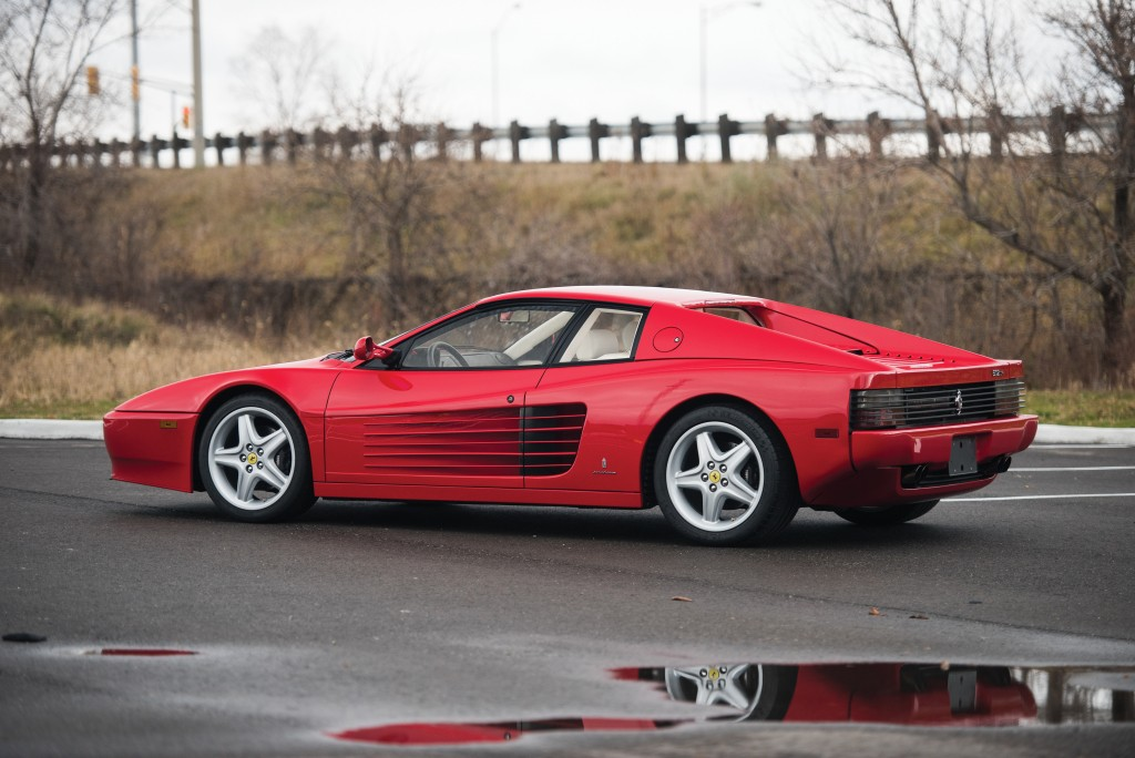 Ferrari 512 Tr 1992 1993 1994 Autoevolution