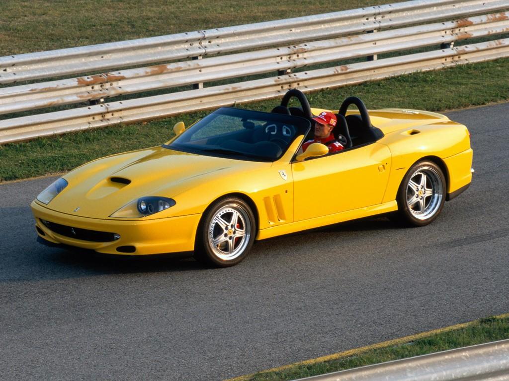 Ferrari 550 Barchetta Pininfarina Specs Amp Photos 2000