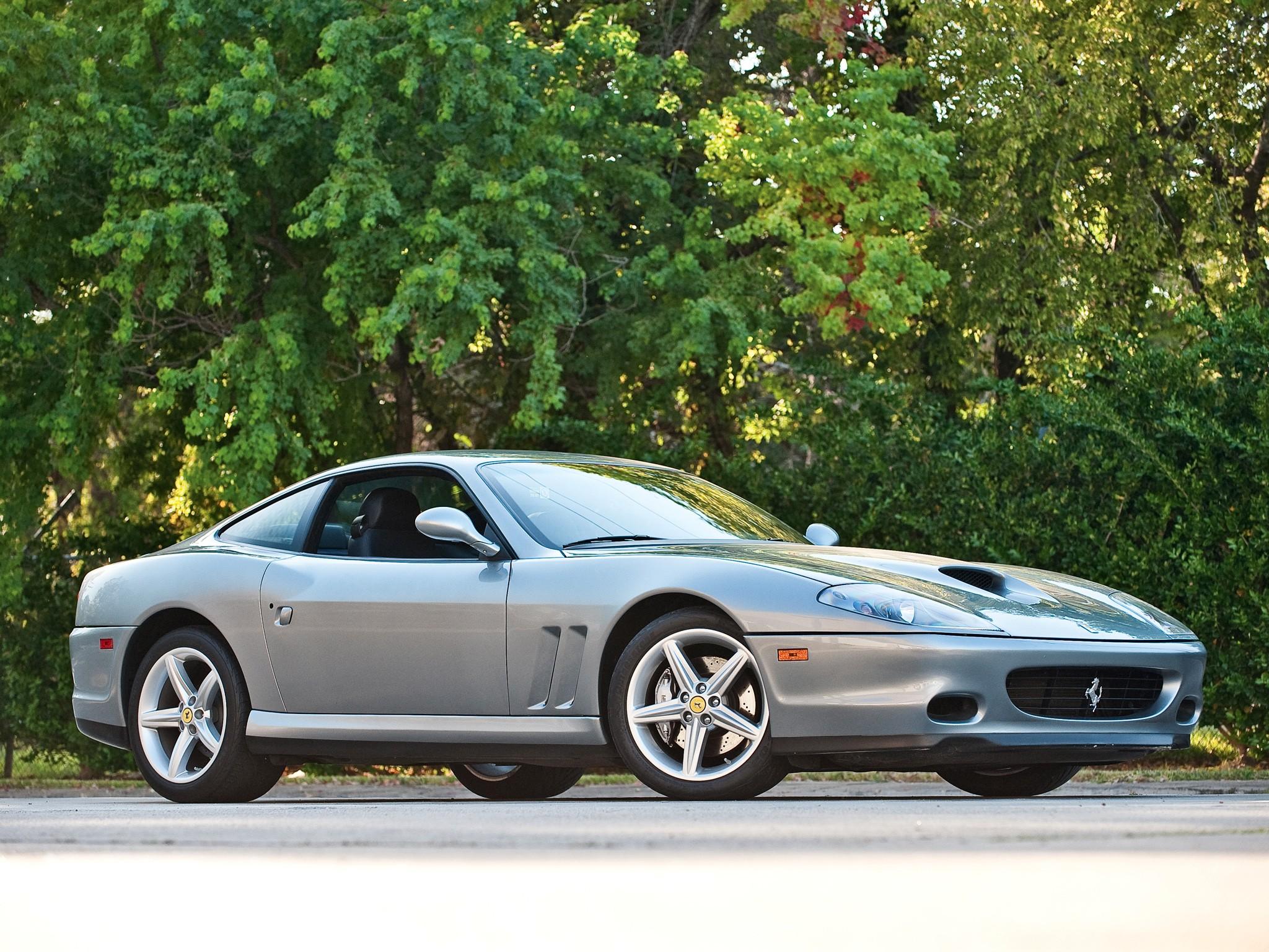 Ferrari 575m Maranello Spezifikationen Fotos 2002 2003 2004 2005 2006 Autoevolution In Deutscher Sprache