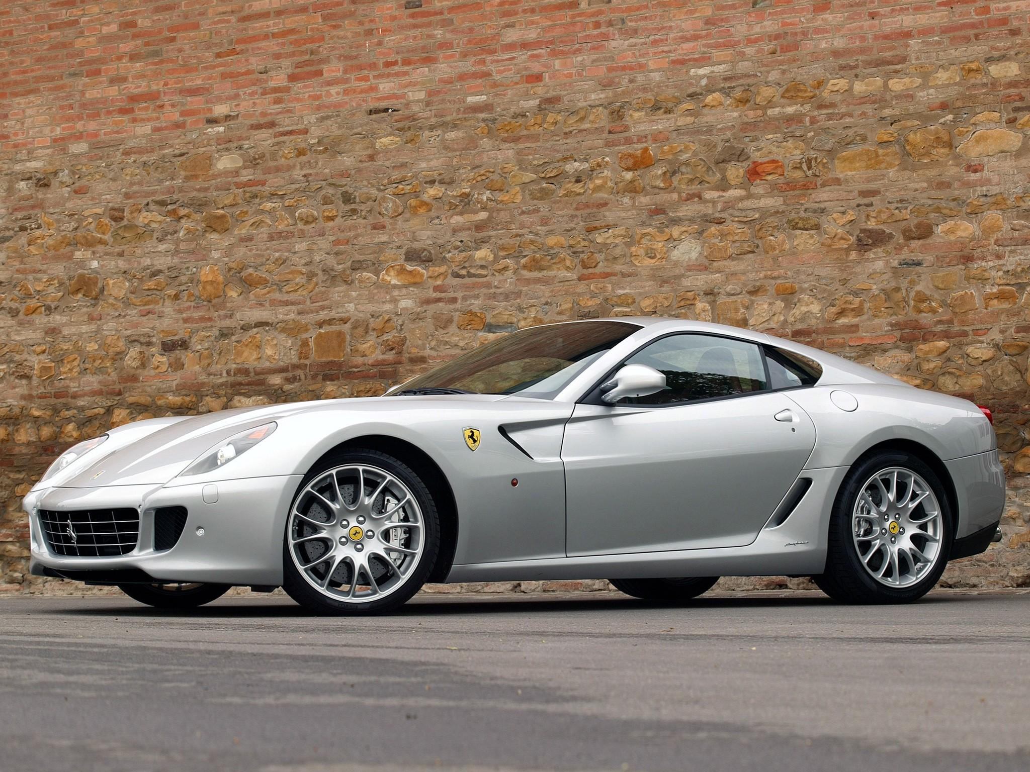 ... FERRARI 599 GTB Fiorano (2006 - 2012) ...