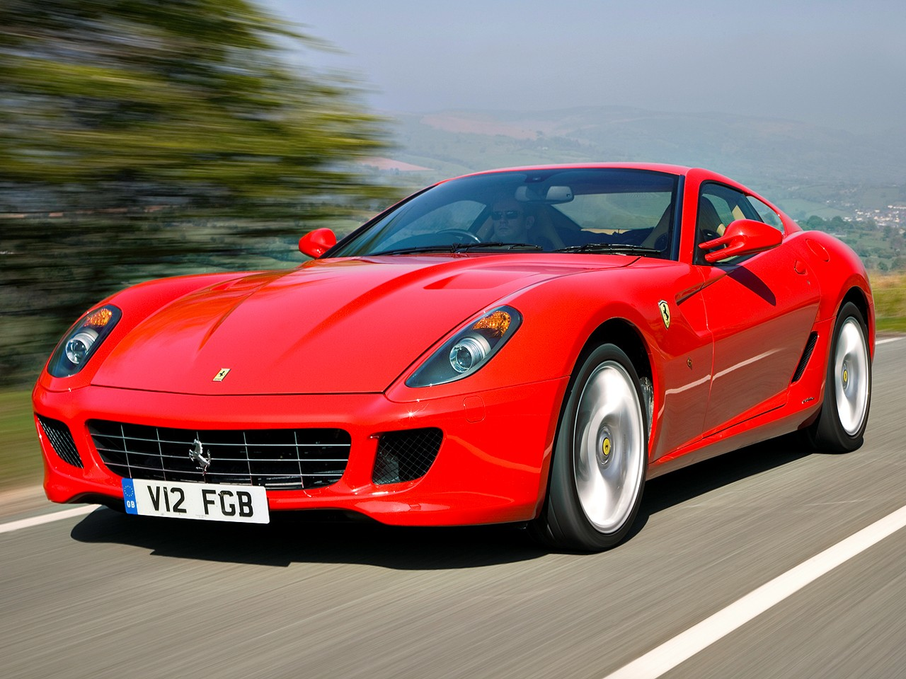 ferrari 599 gtb fiorano specs 2006 2007 2008 2009. Black Bedroom Furniture Sets. Home Design Ideas