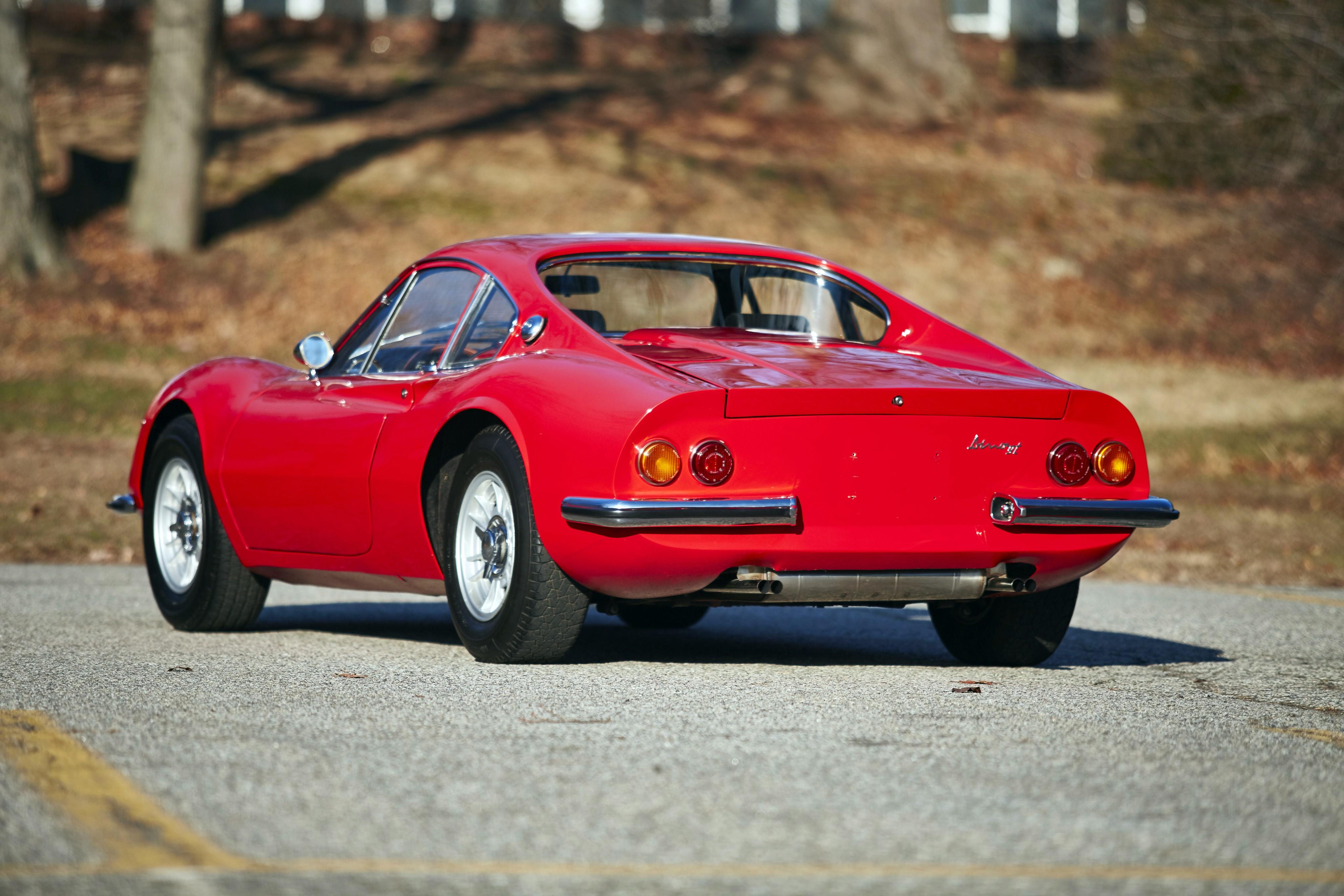 Ferrari Dino 206 Gt Specs Amp Photos 1968 1969