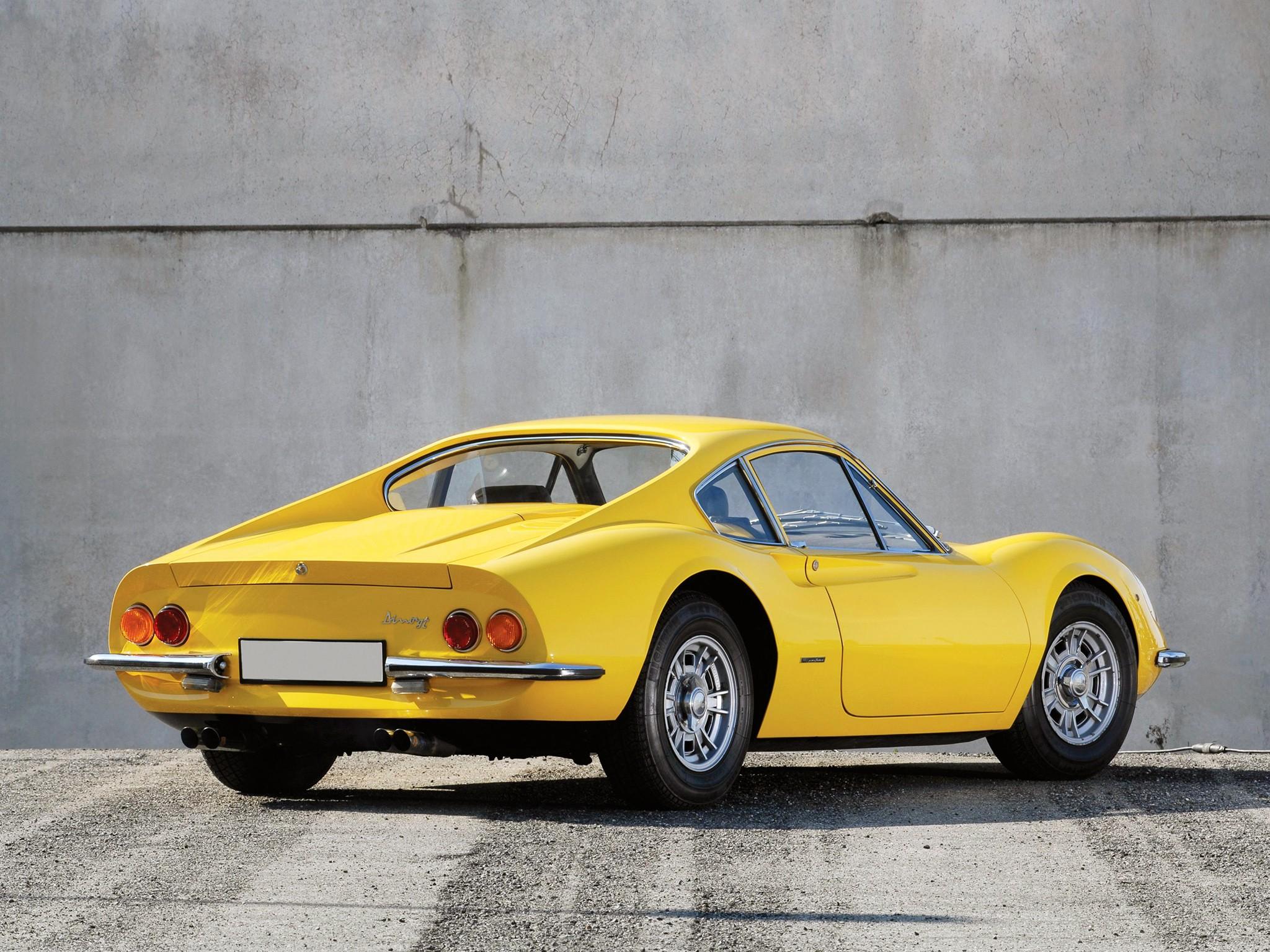 Ferrari Dino 206 Gt Specs 1968 1969 Autoevolution